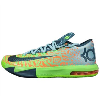 Attractive Nike Zoom KD VI Liger KD6 Liger animal Basketball Shoes