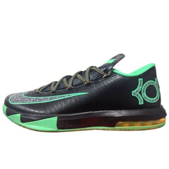 Attractive NIKE KD VI KD6 Brazil's color 2014 World Cup Basketball Shoes