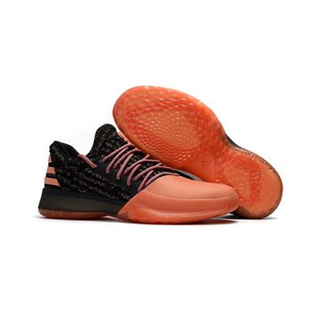 Adidas James Harden Vol. 1 Black Orange
