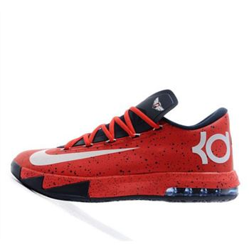 Good Nike KD VI KD6 Black Red Shoes