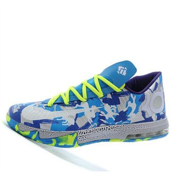 Beautiful Nike KD VI KD6 camouflage