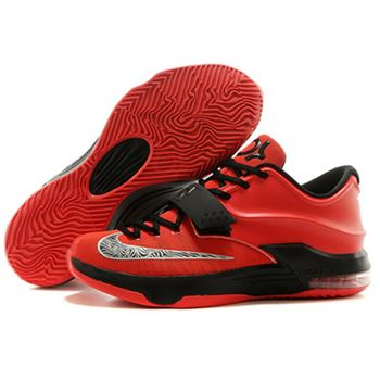 Fashion NIKE KD VII KD 7 Red Shoes