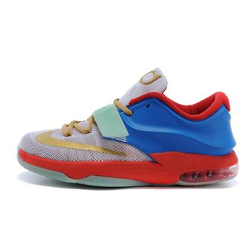 Best of NIKE Kevin Durant 7 Women blue white red