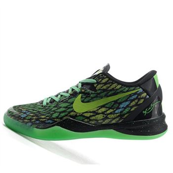 Low cost Nike Kobe VIII 8 System green mesh Shoes