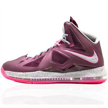Discount Nike LeBron X+ Crown Jewel limited Basketball Shoes