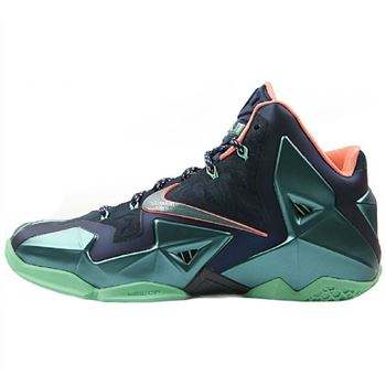 Low cost Nike LEBRON XI XDR Miami vs Akron Basketball Shoes