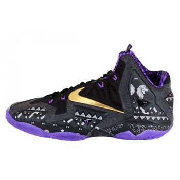 High Grade Nike LEBRON XI LBJ11 BHM Basketball Shoes