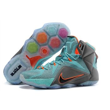 Cheap Nike Lebron James 12 Light blue